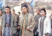 王伟当年演《笑傲江湖》的岳不群深入民心