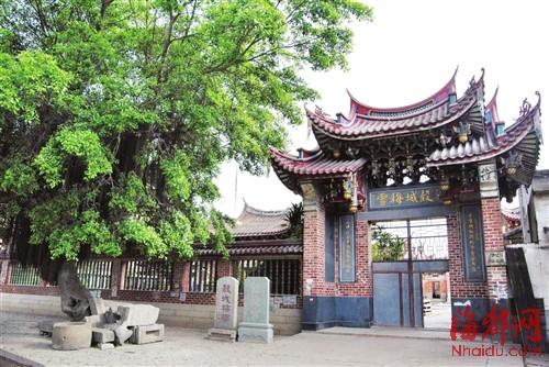 谷城宫是省重点文物保护单位