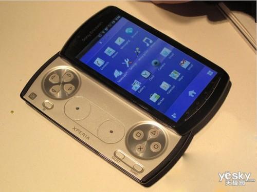 热门psp游戏手机+索尼爱立信z1i报价1730元