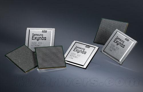 三星前不久推出的主频为2GHz双核处理器Exynos 5250
