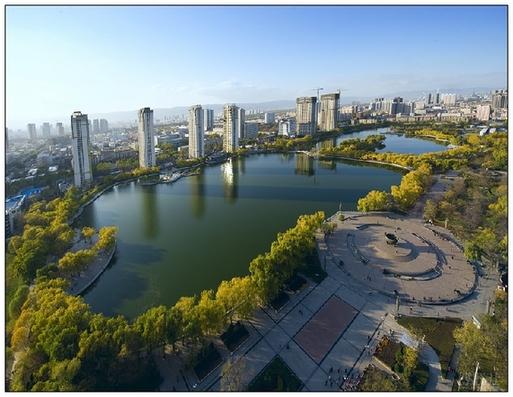 太原龙潭公园摄影(组图)