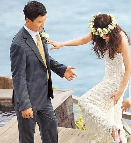 selina结婚_组图:王菲侯佩岑林熙蕾谢娜 当红女星结婚照大比拼-搜狐滚动