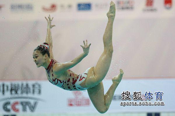 综合体育 游泳 游泳图片    北京时间12月11日,2011年国际泳联花样