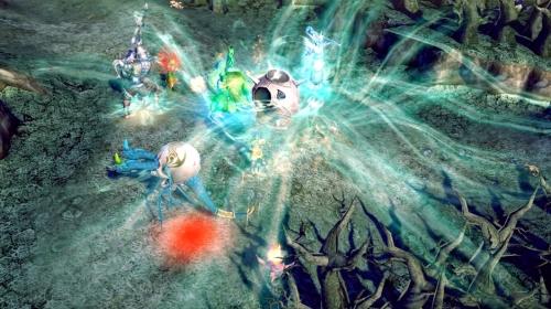 (图4:《Chaos online》游戏截图4)