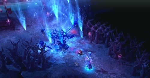 (图5:《Chaos online》游戏截图5)