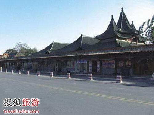 北大寺街景
