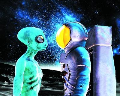 """科幻片里,外星人与地球人结合的""""结晶""""通常有异能."""
