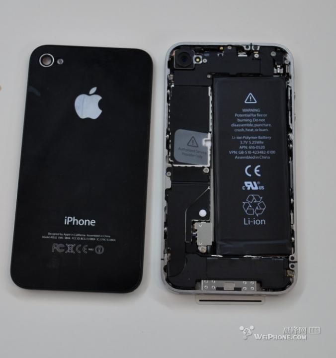 手机官网疑售翻新iPhone4新手机却有别人声波小米号码电动牙刷连苹果图片