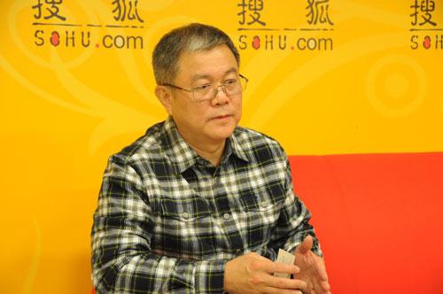 广州浪比时服装公司总经理黄昌梁