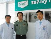 乳腺癌关注月 媒体体验营走进307医院