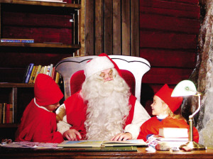 畅游芬兰圣诞老人村:雪之女王 童真浪漫