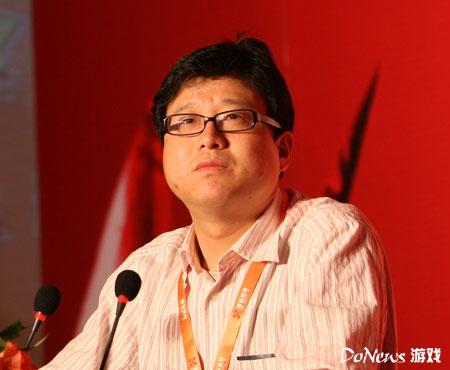 广州网易互动娱乐有限公司董事长丁磊