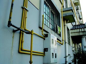 燃气日子和集中供暖都没开通冬天图纸不好过06080ff060mc80管道电磁炉图片