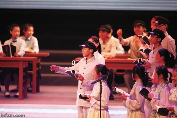 2011中国梦践行者致敬盛典表演嘉宾:广东省实验中学