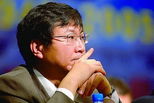 奇瑞汽车有限公司党委书记、董事长兼总经理尹同跃