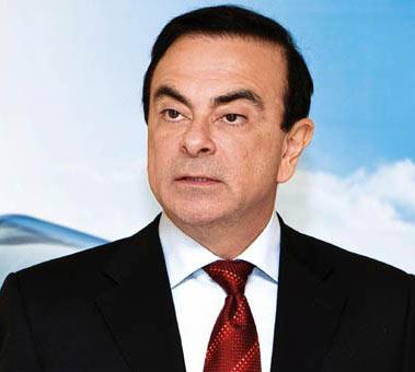雷诺汽车公司CEO、日产汽车公司CEO 戈恩