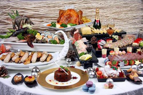 法式圣诞美食文化