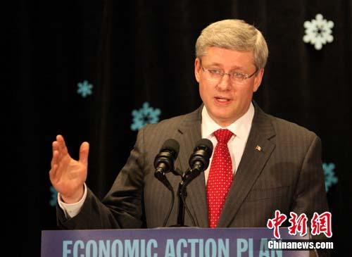 加拿大总理称加经济复苏好过大部分工业国家(