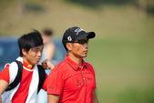 图文:中国-亚太队际对抗赛决赛轮 吴伟煌比赛