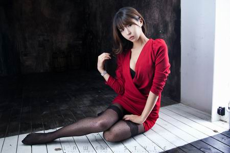 韩国美女showgirl许允美cosplay及写真图