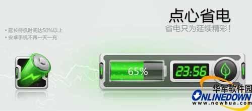 提升手机续航能力 Android版点心省电评测