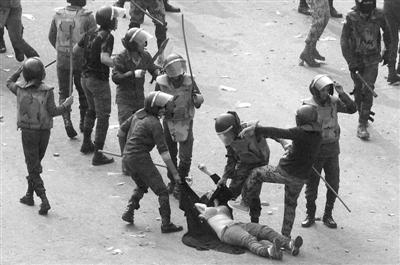 并称抗议是反革命