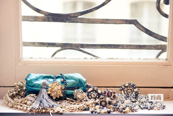 香奈儿超奢华巴黎工作室 每个角落都是时尚珍品