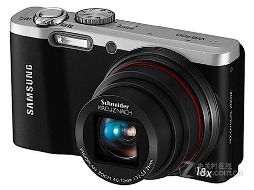 图为:三星数码相机WB700