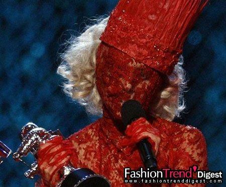 Lady Gaga的雷人造型