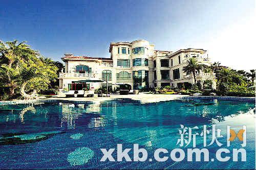 而碧桂园别墅王牌产品必将会在市场上再掀豪宅热潮.