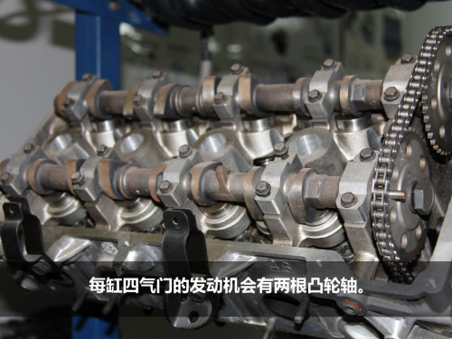 发动机主要部件 车讯网汽车讲堂系列41(组图)