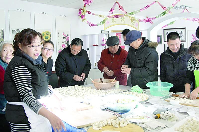 冬至吃饺子节庆活动_冬至饺子的做法大全冬至吃饺子的由来品善网