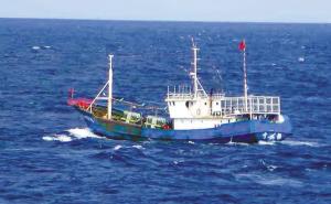 根廷击沉中国渔船_我一艘渔船被日本抓扣(图)