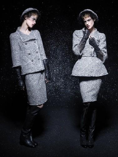 Chanel 2011秋冬高级定制
