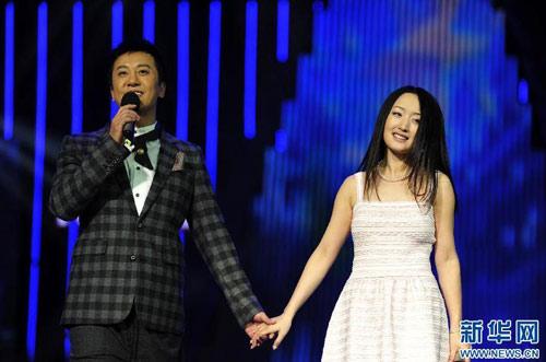 杨钰莹与毛宁演绎经典老歌