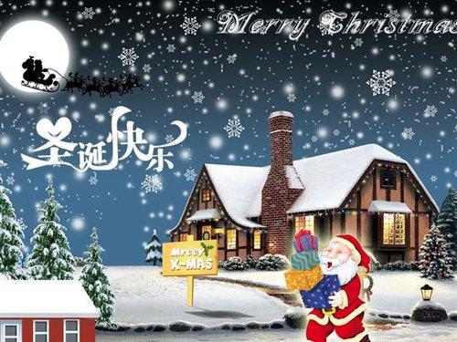 风俗很多样!看看外国人怎么过圣诞节