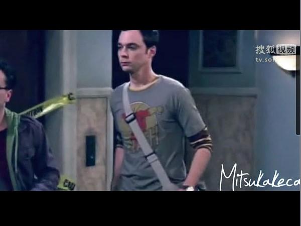《生活大爆炸》花絮剪辑 Sheldon和Penny
