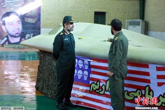 伊朗与西方关系持续紧绷 一边搞军演一边搞外交