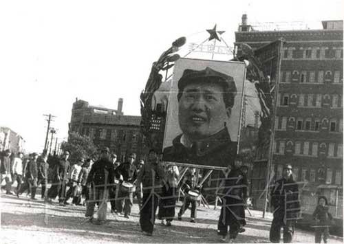 在1949珍贵照片档案图片