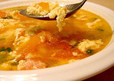 西红柿鸡蛋汤哪种做法更营养?(图)