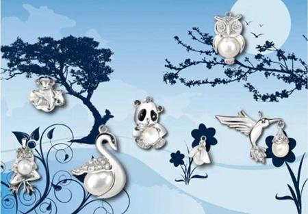 创意设计:morellato推出新年动物系列珠宝