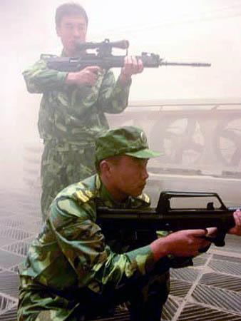 解放军罕见披露军备试验失败案例 透明度已上升