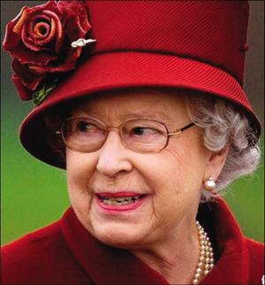 英国女王圣诞致辞-英国女王大气不减 强调家庭重要图片 83724 300x322