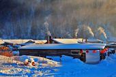 五大雪乡寻找中国最美的雪景