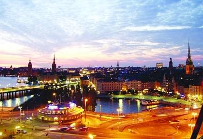 ●瑞典:老公有9个月全薪产假