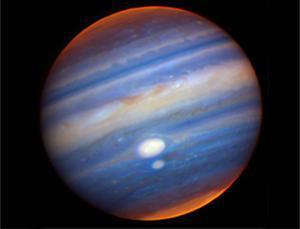木星处于内核溶解状态,这表明这颗行星仍在形成之中,尚未进入一个稳定状态