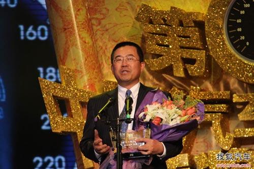 2011年度风云人物东风日产任勇