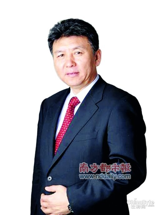 东软集团董事长兼CEO刘积仁