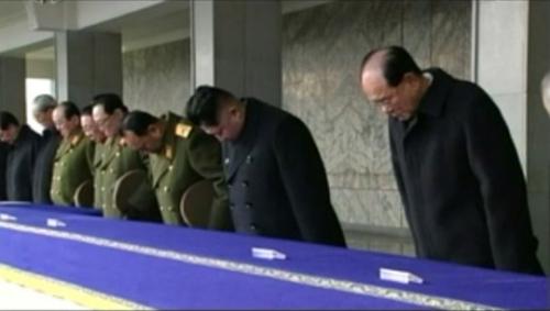 朝鲜已故最高领导人金正日追悼大会29日在平壤举行。