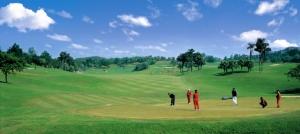 观澜湖高尔夫蜚声世界。